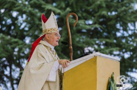 Arhibīskapa Henrika Hosera, apustuliskā vizitatora, sprediķis svinīgās sv.Mises laikā 2018.g. 22.jūlijā Medžugorjē