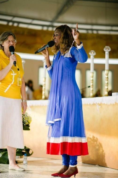 Imakules Ilibagices piedošanas liecība, piedzīvojot genocīdu Ruandā.