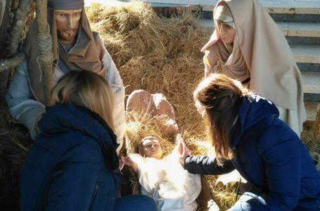 JĒZUS JUMS DOD SAVU MIERU