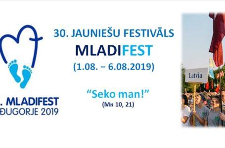 30. JAUNIEŠU FESTIVĀLS