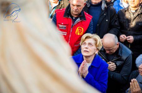 Vēstījums Mirjanai Draģičevičai-Soldo 2020. gada 2. martā