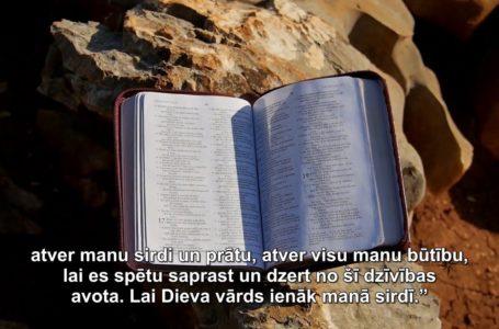 5 galvenie vēstījumi Medžugorjē: Bībele