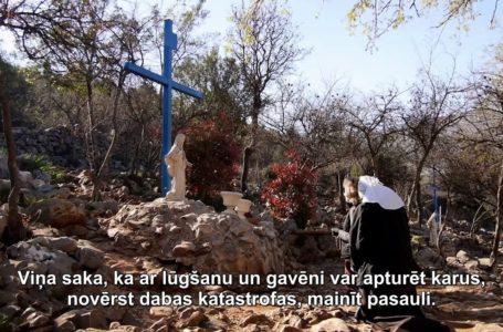 5 galvenie vēstījumi Medžugorjē: gavēnis
