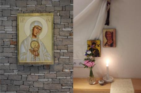 LIECĪBA PAR 33 DIENU SAGATAVOŠANOS SEVIS VELTĪŠANAI JĒZUM CAUR MARIJAS ROKĀM