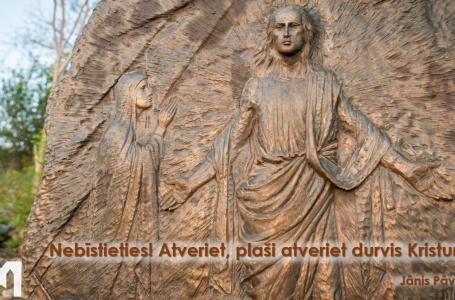 CETURTĀ DIENA: Marija, Miera Karaliene (32. diena)