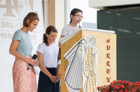 MARIJA, MIERA KARALIENE, TU ESI MANA MĪLESTĪBA UN PRIEKS