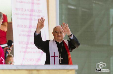 Mons.Henrika Hosera sprediķis Vissvētākās Jaunavas Marijas Debesīs uzņemšanas svētkos 2018.gada 15.augustā Medžugorjē