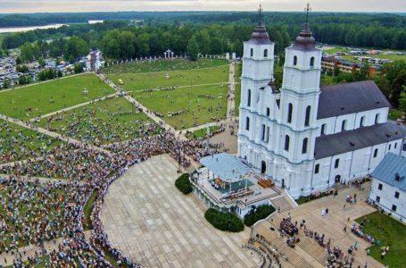 NOVENNA PIRMS MEDŽUGORJES LŪGŠANU TIKŠANĀS PAR MIERU LATVIJĀ 27.07.2019.